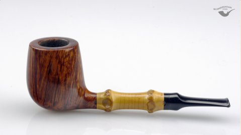Presmoked Bamboo Billiard